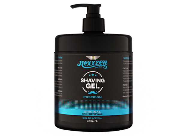 Nexxzen Shaving Gel Poseidon - Original 32 oz
