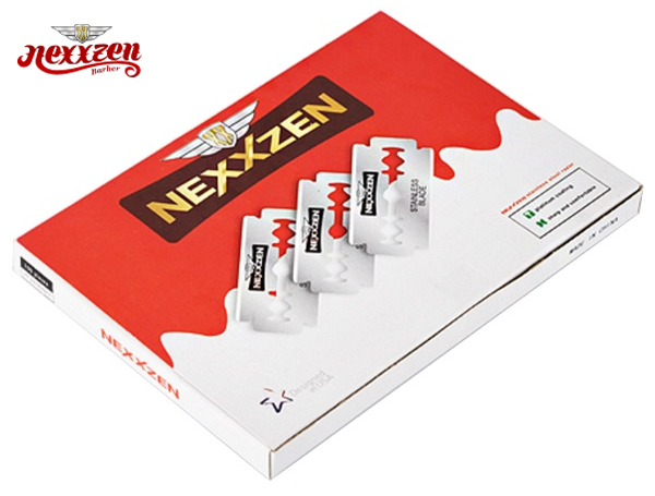 Nexxzen Platinum Double Edge Blades