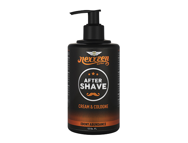 After shave_Ebony abundance