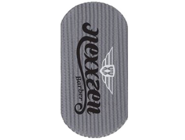 Nexxzen Hair Grippers 2 Pack - Grey / Black