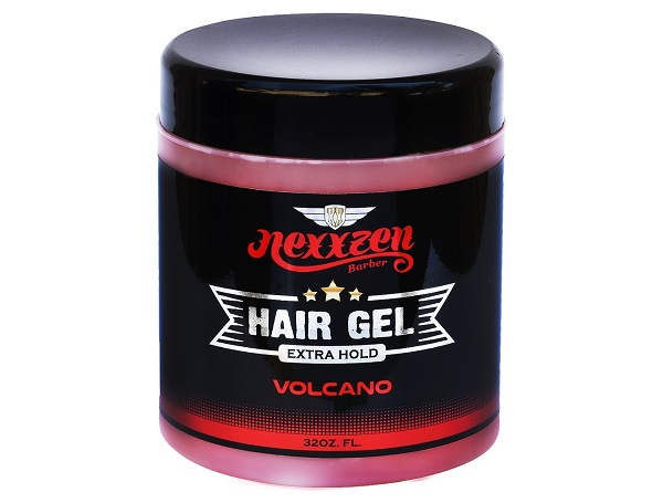 Nexxzen Hair Gel Extra Hold - Volcano 32 oz #NZG032-VO