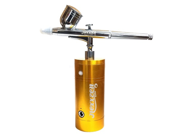 Nexxzen Cordless Airbrush Kit - Gold #NZAB-GD